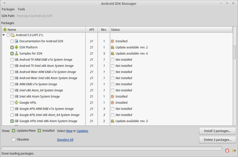 Android SDK Manager _009